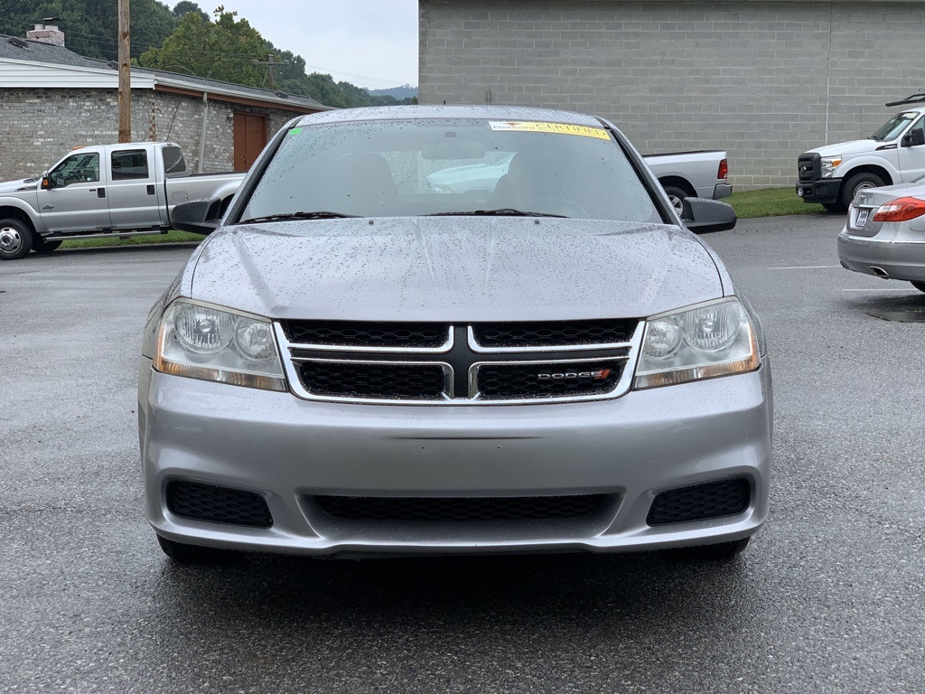 Pre-Owned 2014 Dodge Avenger SE FWD 4D Sedan