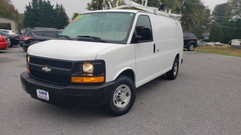 Pre-Owned 2009 Chevrolet Express 2500 Work Van