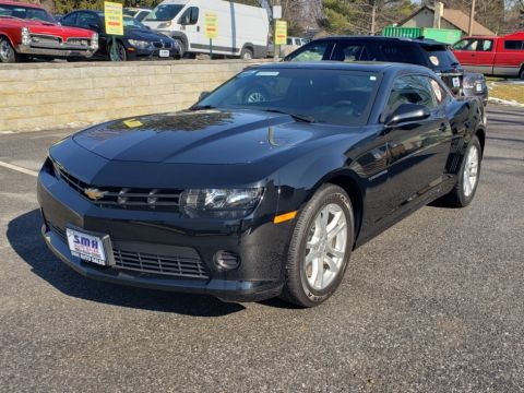 Pre-Owned 2014 Chevrolet Camaro 1LS